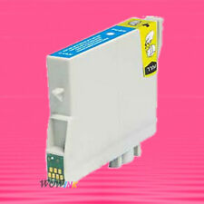 1P NON-OEM CYAN INK alternative for EPSON T044220 T0442 Stylus CX6400 CX6600