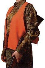 Hunters Specialties Orange Safety Vest Super Quiet 4Xl 02002