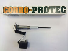 Corro Protec - Titanium powered anode rod for Water heater - FREE SHIPPING