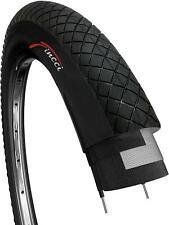 "Fincci 20"" x 1.95"" Bike Bicycle BMX Tyre High Quality Black"