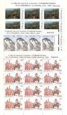 SPANIEN - 2000 UNESCO PATRIMONIO MUNDIAL 3562-64 KLEINBOGEN **