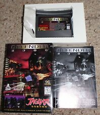 Defender 2000 (Atari Jaguar) Complete in Box Near Mint