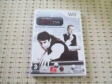 WSC Real 08 für Nintendo Wii und Wii U *OVP*