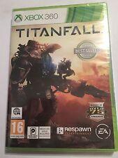 XBOX 360 gioco videogioco TITANFALL 1/i completo PAL Nuovo Di Zecca Sigillato
