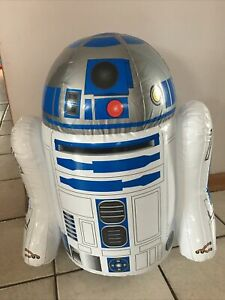 STAR WARS R2-D2 Jumbo Inflatable Droid R/C Controlled Bladez Toyz~**NO REMOTE