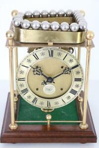 SPHEROID WEIGHT MYSTERY CLOCK by THWAITES & REED 610/1000 WORKING original