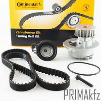 CONTITECH Zahnriemensatz CT874K1 + Wasserpumpe Opel Astra G Combo Meriva 1.6