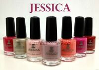 Jessica - Nail Polish-Lacquer for Natural Nail Choose Color .5 fl oz (Series 1)