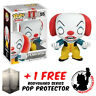 FUNKO POP IT PENNYWISE #55 VINYL FIGURE + FREE POP PROTECTOR