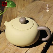 Rare Chinese handmade of yixing zisha Purple clay teapot 190cc