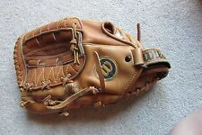 Wilson Baseball Softball Glove Pro Back Dual Hinge Snap Action Rht W0319 Leather