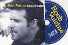 CD CARTONNE CARDSLEEVE ROCH VOISINE 2T KISSING RAIN DE 1996
