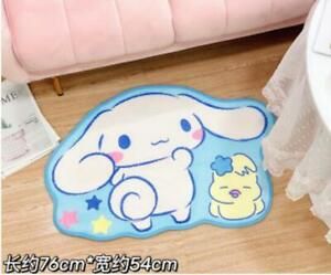 Cinnamoroll dog fuzzly Floor Mat Home Carpets Bedroom Rug mas rugs action new