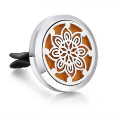 Fragrance Essential Oil Diffuser Decor Car Air Vent Freshener Aromatherapy 26