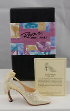 Just The Right Shoe by Lorraine Vail Shoe Miniatures- Forever Yours