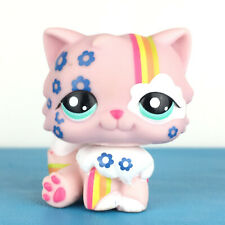 Authentic Littlest Petshop 1436 Persian Cat Kitty LPS / Chat Persan Pet Shop