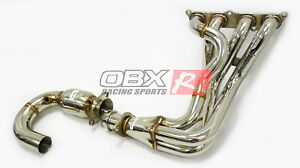 OBX Long Tube Exhaust Header For 2001 - 2011 Lotus Elise 1.8L With 2ZZ-GE Engine