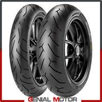 Pirelli Diablo Rosso 2 Bimescola 1207017 1805517 Gomme Moto Pneumatici Radiali
