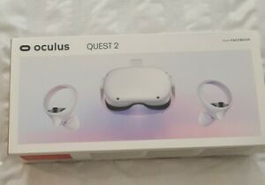 Oculus Quest 2 256gb VR All-in-one headset White practically brand new pristine
