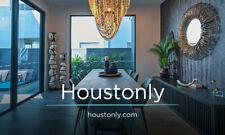 Houstonly Com Premium Brandable Houston Rare Usa Geo Domain Name For Sale