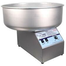 "Paragon 7105100 Classic Floss 5 Cotton Candy Machine with 26"" Aluminum Bowl"