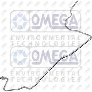 Omega A/C Liquid Line Fits: 06-10 Jeep Grand Cherokee 6.1L-V8 (See Chart)
