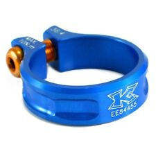KCNC SC11  Seat Post Clamp 7075 Alloy , 36.4mm, Blue