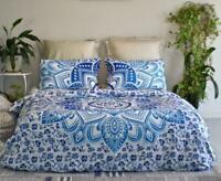 Indian Mandala Duvet Cover Boho Donna Cover Cotton Quilt cover Bohemian Bedding