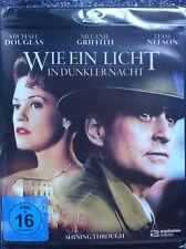 SHINING THROUGH -  Blu-ray - Region ALL - MIchael Douglas, Melanie Griffith