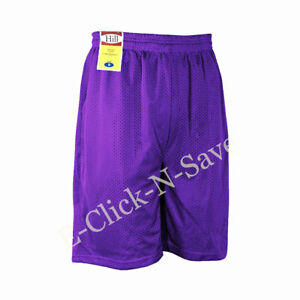 MENS ATHLETIC JERSEY 2 POCKET MESH SHORTS GYM WORKOUT BASKETBALL FITNESS S~5XL