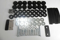 1955 56 57 Chevrolet Body Mount Bushings Bolt Kit Sedan Wagon Nomad