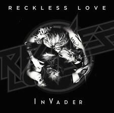 Reckless Love-InVader  CD NEW
