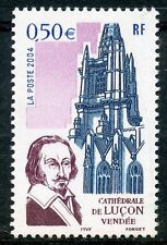 STAMP / TIMBRE FRANCE NEUF N° 3712 ** CATHEDRALE DE LUCON