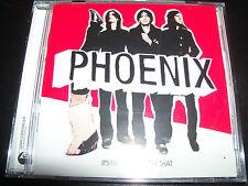 Phoenix It's Never Been Like That (Australia) CD - New