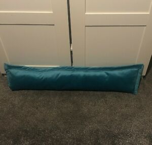 HandMade Plush Velvet Door Draught Excluder, Draft Stopper