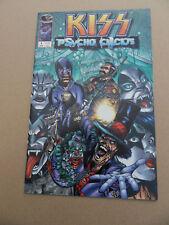 Kiss : The Psycho Circus 1 .1st Print . Image 1997  .  VF