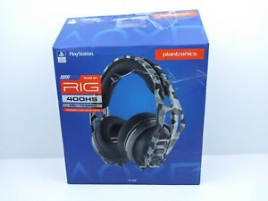 Plantronics Rig 400HS Camo Stereo Gaming Headset for PlayStation 4