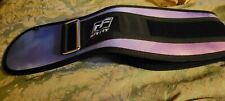 New RitFit Weight Lifting Belt,Squats Crossfit Lunges Pink/purple 💜 small