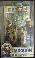 Elite Heroes The War on Terreur Mission Special Weapons and Tactics Action Figure