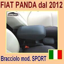 FIAT PANDA dal 2012 - bracciolo mod. SPORT per - vedi anche ns. tappeti auto