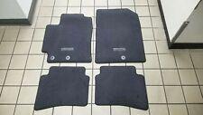 Nylon Carpet CFMBX1KI9325 Black Coverking Custom Fit Front and Rear Floor Mats for Select Kia Rio Models