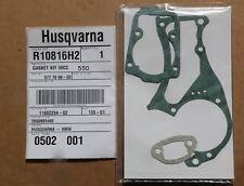 Husqvarna 550 xp chainsaw OEM complete gasket set