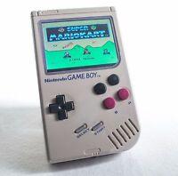Gameboy Zero, Fully Built Raspberry Pi Zero Modded in Gameboy DMG Housing