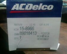 NEW AC DELCO Heater A/C Blower Motor Resistor for Malibu Grand Am Alero Cutlass