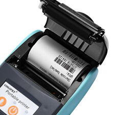 Bluetooth Thermal Receipt Printer 58mm Portable Label Resaurant Barcode Printers