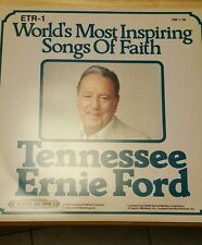 "Tennessee Ernie Ford  ""World's Most Inspiring Songs Of Faith""  (S)"