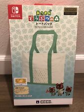 HORI ANIMAL CROSSING Tote Shoulder Bag for Switch/ Switch Lite licensed product