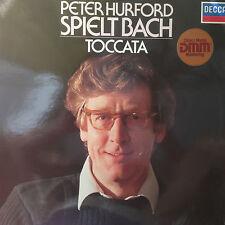 Peter Hurford spielt Bach - Toccata  - Ratzeburger Dom