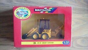 RARE BRITAINS  JCB 1CX SKID STEER 09453