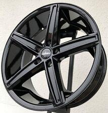 Oxigin18 black 9x20 5-112 ET35 Mercedes S-Klasse 222, 221 (zul. kw-Zahl  beacht)